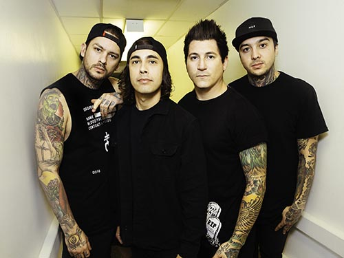 Pierce The Veil Rest In Space Tour February
